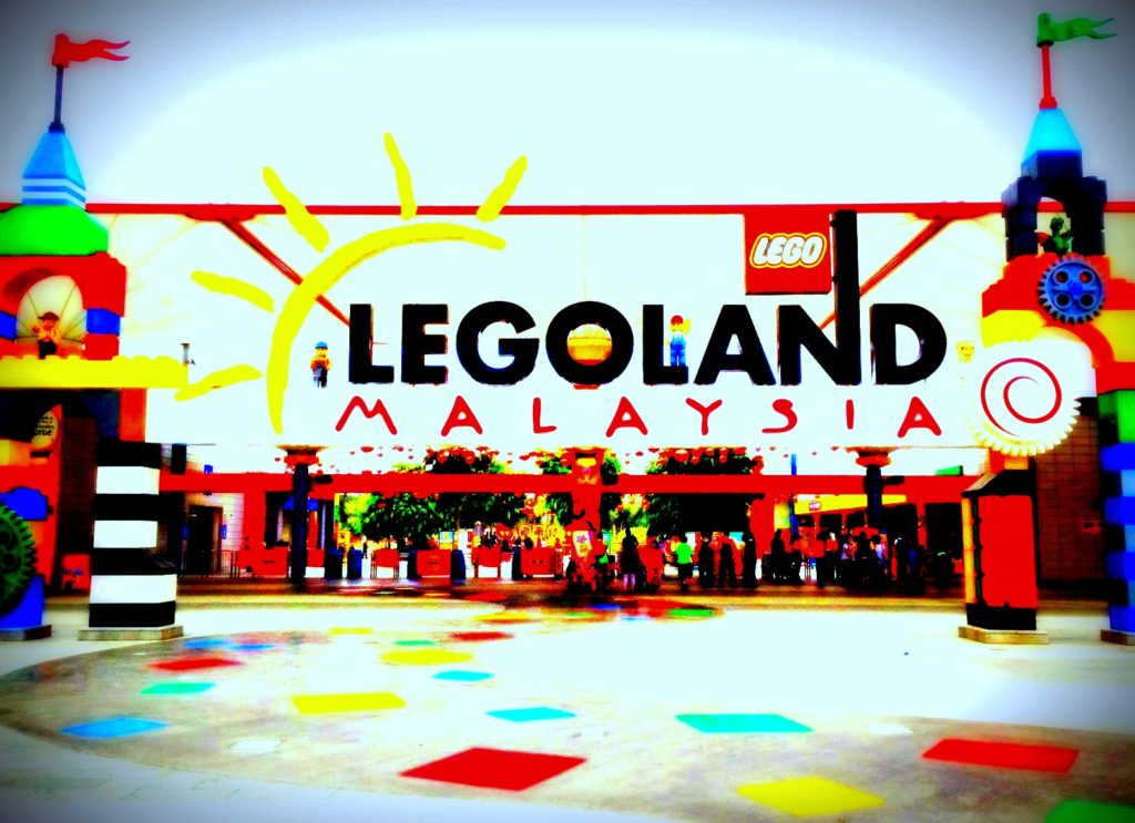 singapore to legoland malaysia transport
